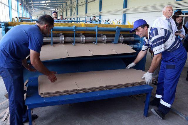На Ставрополье построят завод по производству гофрокартона