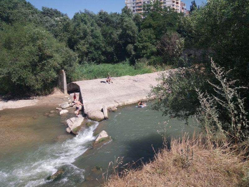 Нанабережной реки Подкумок вКисловодске появится спортивная зона