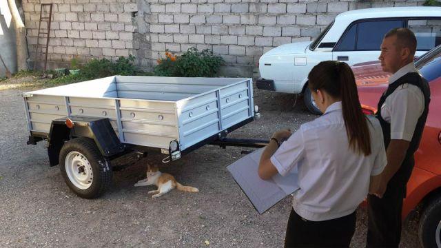 На Ставрополье бизнесмен погасил долг ради прицепа с цыплятами