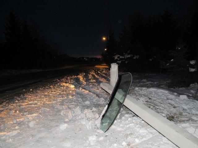 В Ессентуках водитель скрылся с места ДТП с пострадавшей пассажиркой