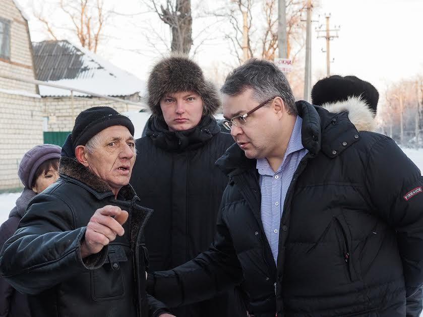 Ставропольский хутор Нагорный подключили ксистеме водоснабжения