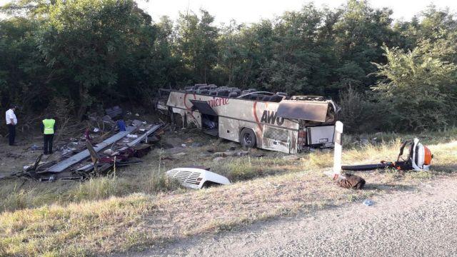 Прокуратура Ставрополья начала проверку по факту ДТП с участием пассажирского автобуса