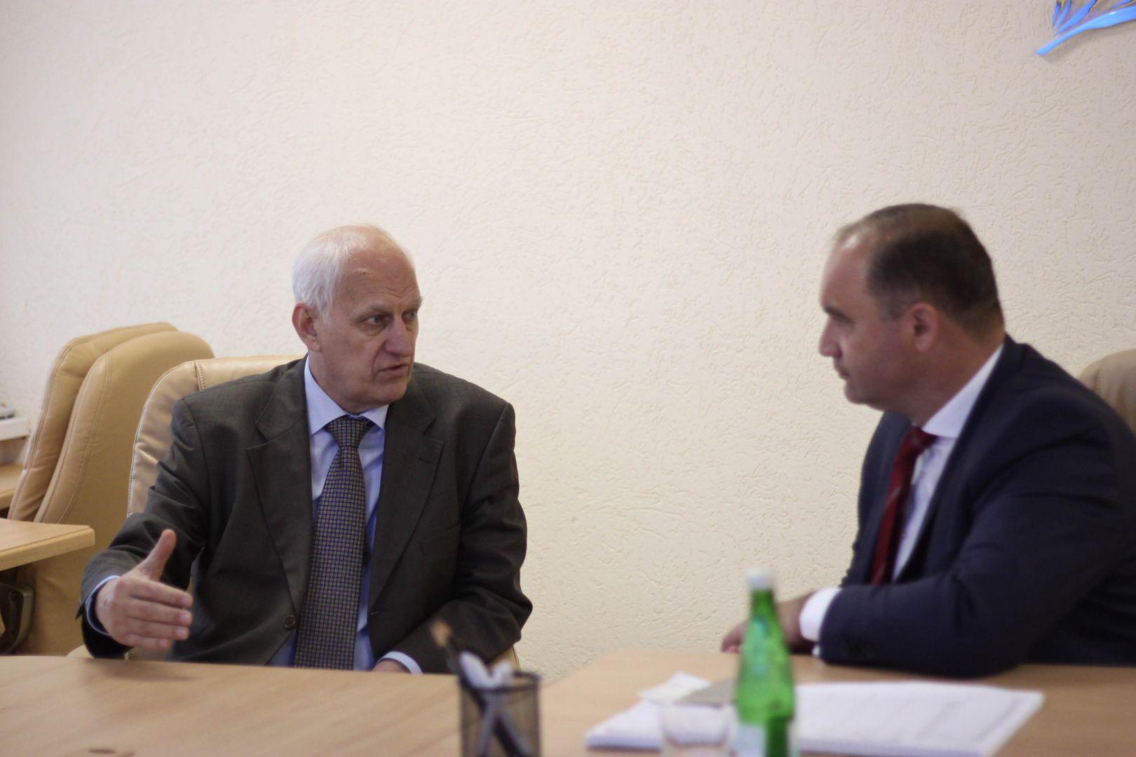 Глава Минсельхоза края войдёт в состав попечительского совета Союза виноградарей России