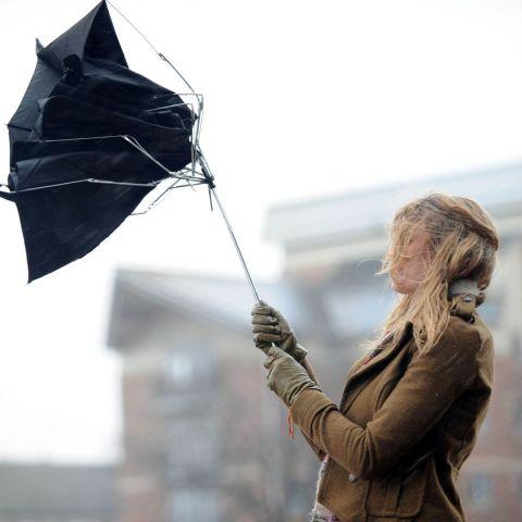 Сильный ветер ожидает ставропольцев 24 февраля