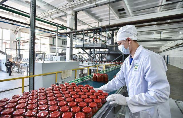 «Первый Георгиевский консервный завод» открыли на Ставрополье