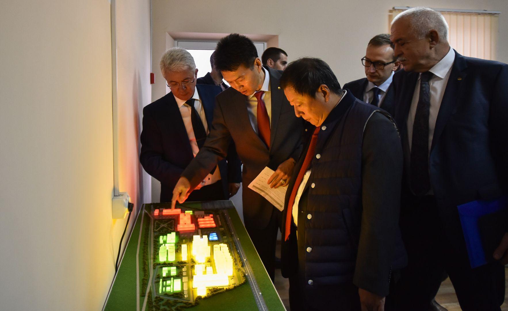 Уполномоченные корейского бизнеса планируют запустить наСтаврополье производство лапши