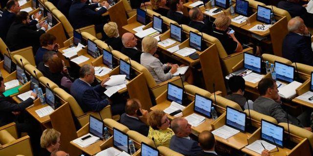 В Госдуму внесли проект об отмене уголовной ответственности за репосты