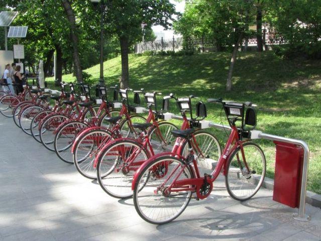 В Ставрополе запущен проект по велосипедизации города