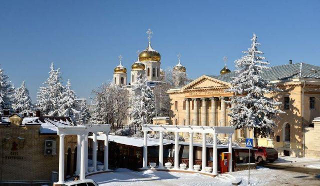 Пятигорск вошёл в топ-5 самых недорогих курортов России, популярных для отдыха в новогодние праздники
