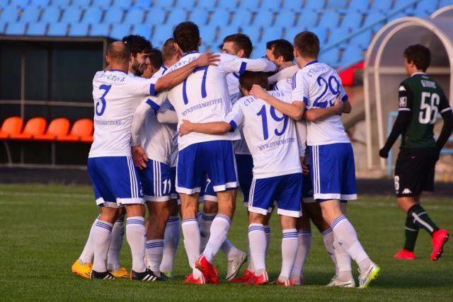 Ряды ставропольского «Динамо» пополнили четверо новобранцев