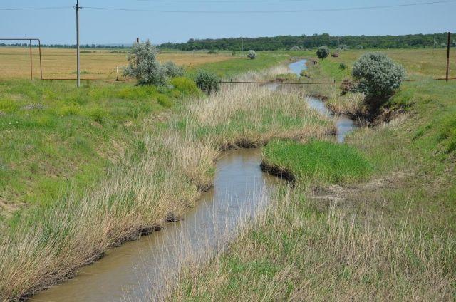 В Ставропольском крае планируется построить противопаводковое водохранилище