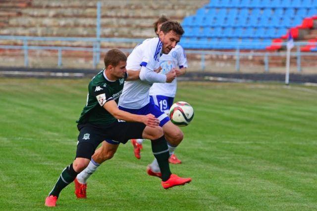 Ставропольское «Динамо» одержало победу над командой из Краснодара