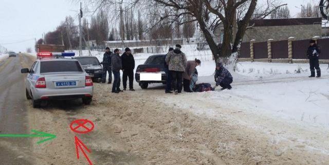 На Ставрополье водитель легковушки сбил семилетнего мальчика