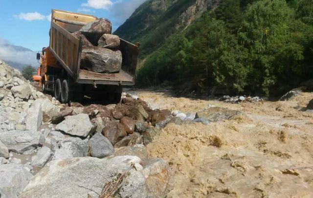 В Кабардино-Балкарии обеспечен проезд по трассе А-158