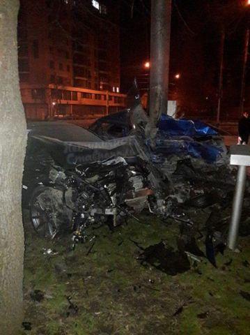 В Ставрополе в страшном ДТП с такси погибли два человека