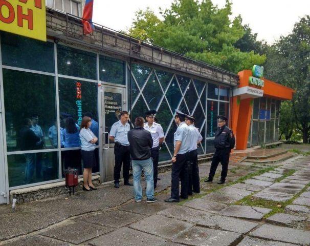 В Ставрополе по факту нападения на штаб Навального возбуждено уголовное дело