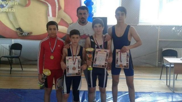 Ставропольские вольники привезли четыре медали из Ростовской области