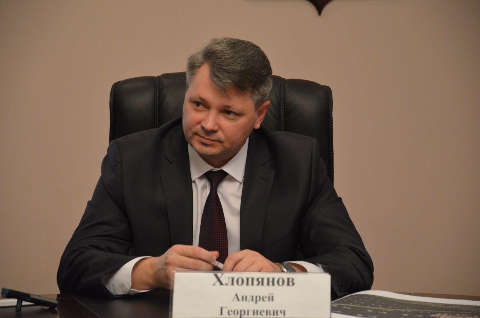 Андрей Хлопянов: Силы у нас есть, дадут средства — будем форсировать антипаводковый процесс
