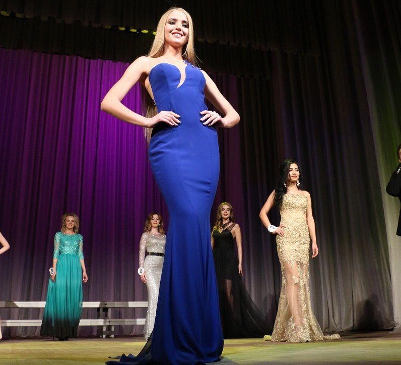 Самую красивую студентку среди институтов стран СНГ выбрали вСтаврополе