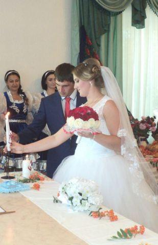 На Ставрополье прошла свадьба в русских традициях