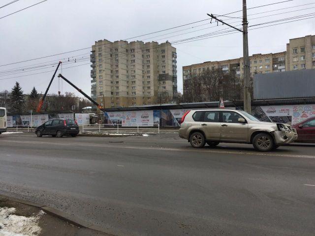 В Ставрополе в ДТП с двумя легковушками пострадал ребёнок