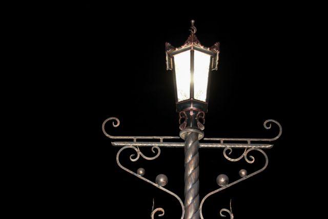 Новые фонари зажглись в Невинномысске