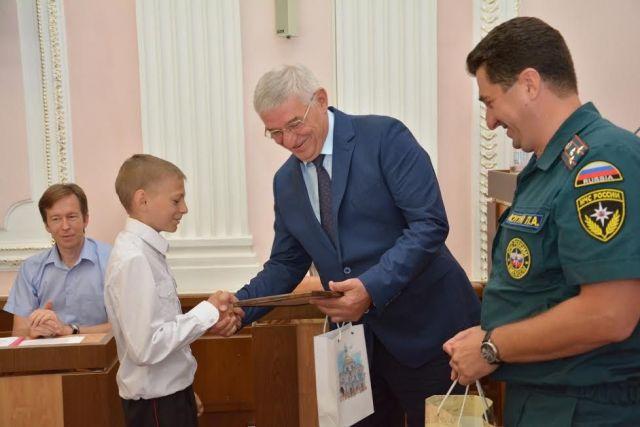 Кадеты из Ставрополя стали призерами Всероссийских соревнований