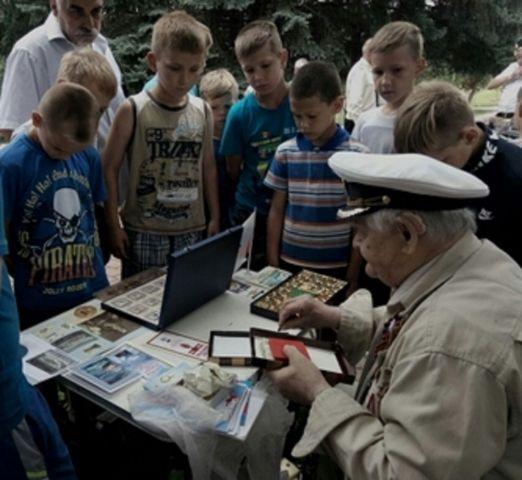 В Кисловодске устроили праздник для военных моряков