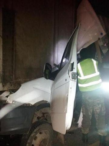 На Ставрополье столкнулись два грузовика, есть погибший