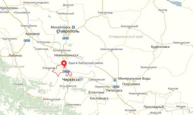 Жители Ставрополья почувствовали землетрясение