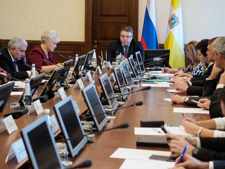 Губернатор Владимиров предложил назвать ставропольские спортобъекты именами земляков-героев