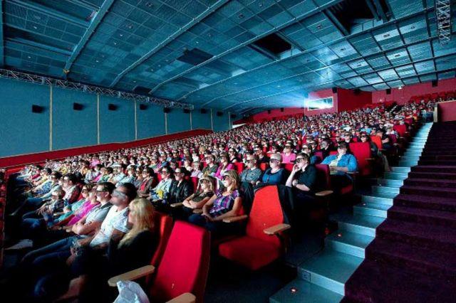 На Ставрополье модернизировали девять кинозалов
