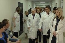 Парламентарии Ставрополья посетили с проверкой краевую детскую больницу