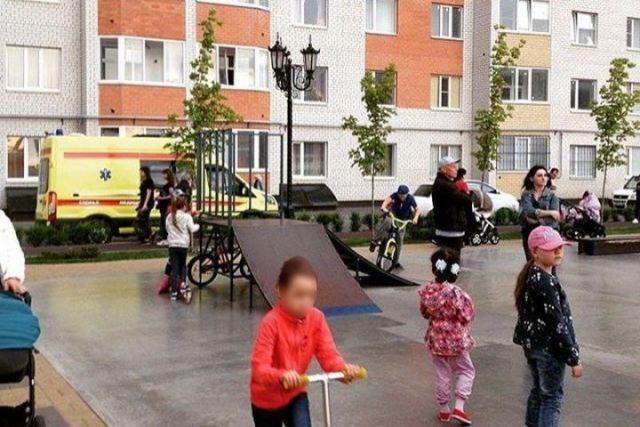 В Ставрополе проводится проверка по факту травмирования ребёнка на спортивной площадке