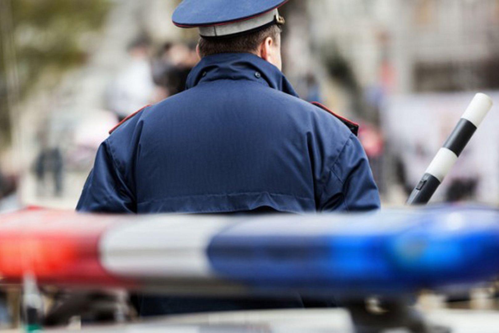 ВСтаврополе избили водителя, пытавшегося объехать пробку пообочине