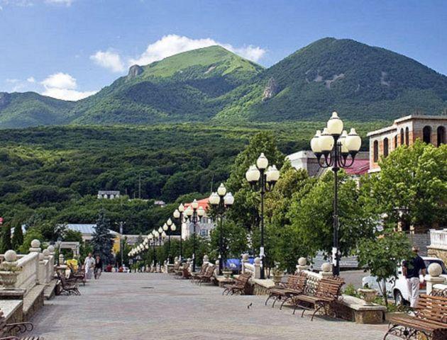 Курорты Ставрополья и Кавминвод за год посетили 1,4 миллиона туристов