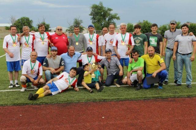 На Ставрополье прошёл интернациональный турнир по футболу