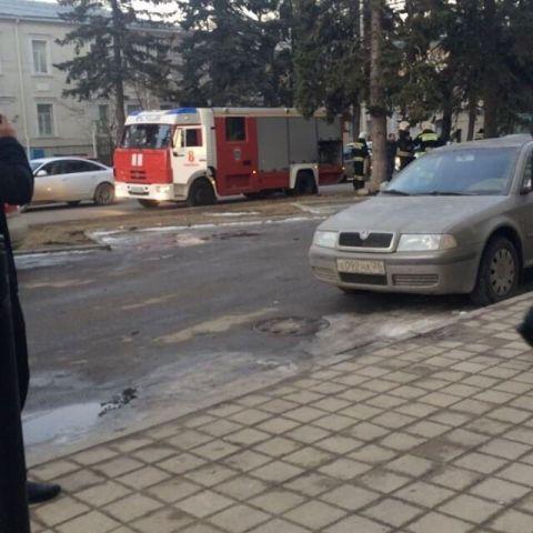 В Ставрополе из-за подозрительного предмета оцепили территорию на одной из центральных улиц