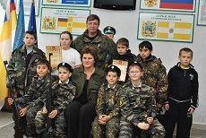 Среди школьников Ставрополя выбрали лучшего в стрелковом двоеборье