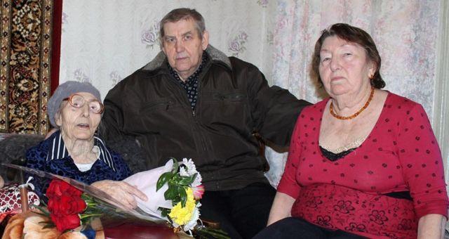 Владимир Путин поздравил жительницу Минеральных Вод со 105-летием