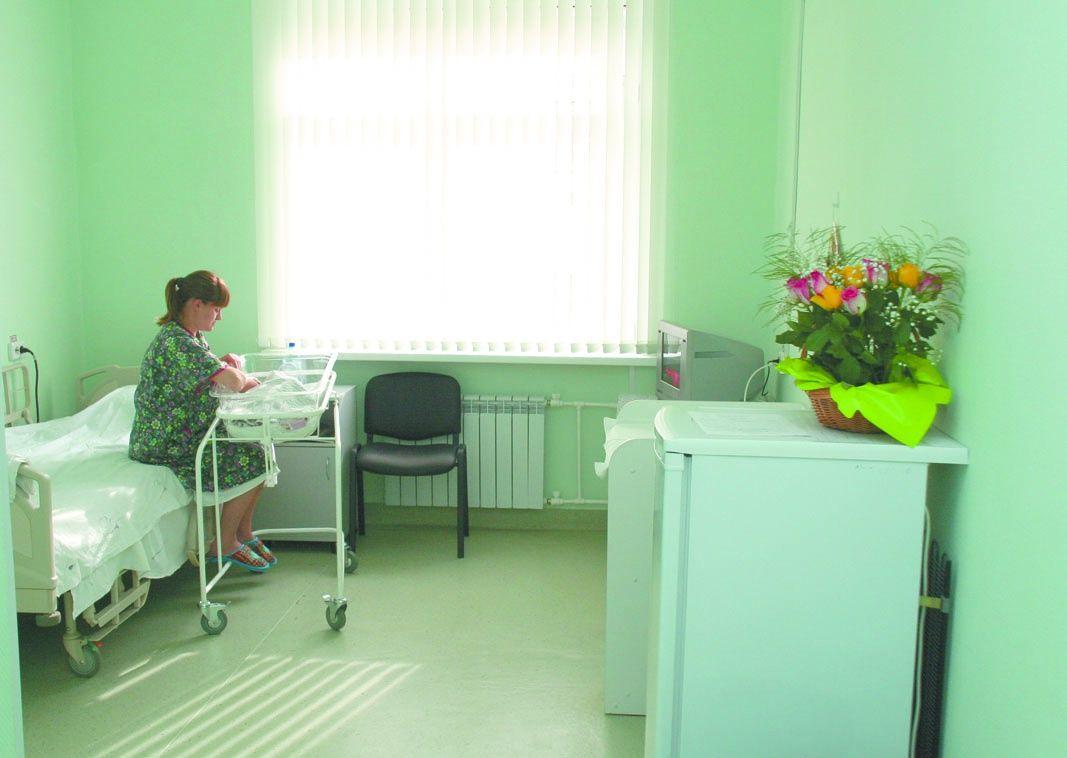 В Железноводске после профилактики открылось родильное отделение горбольницы