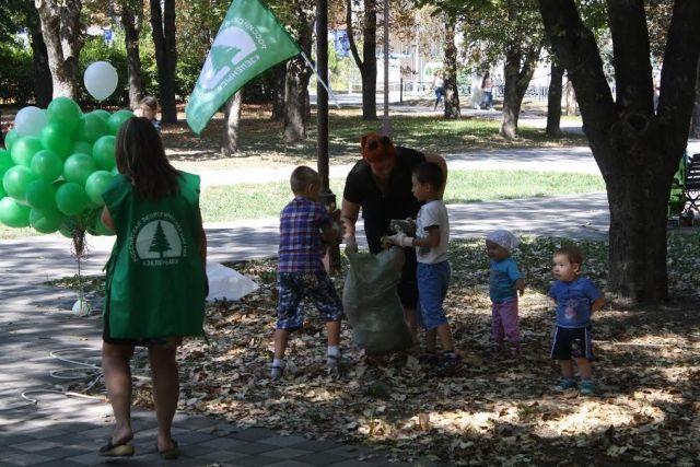 Более 110 тысяч ставропольцев поучаствовали в субботнике«Сохраним природу Ставрополья»