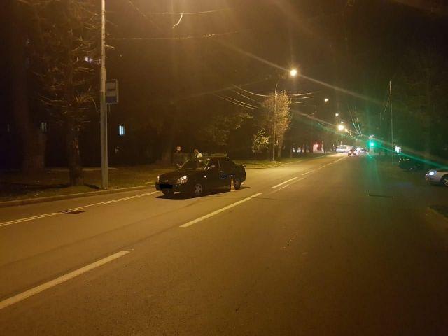 В Ставрополе водитель сбил ребёнка