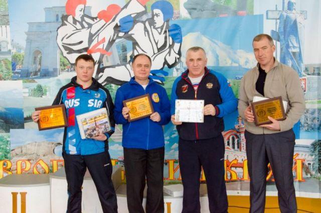 Ставропольская Федерация рукопашного боя подвела итоги 2016 года