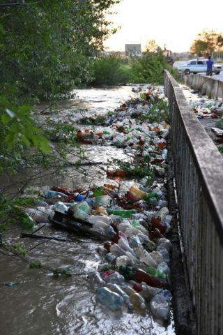 За минувшую ночь в Петровском районе затоплено 118 домов