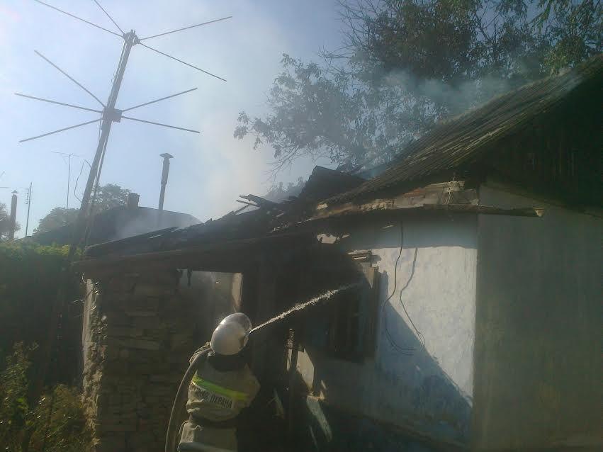 НаСтаврополье впроцессе пожара погибла пенсионерка