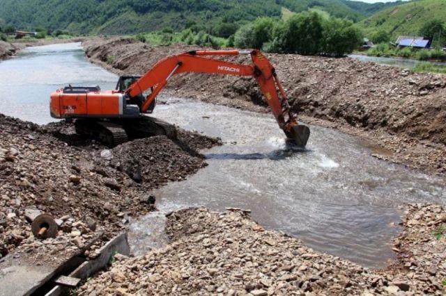 В Ставропольском крае для предотвращения паводка расчистят русло реки Джемуха