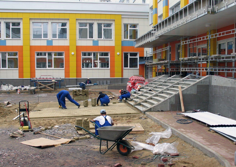 ВСтаврополе в этом году починят 13 образовательных учреждений