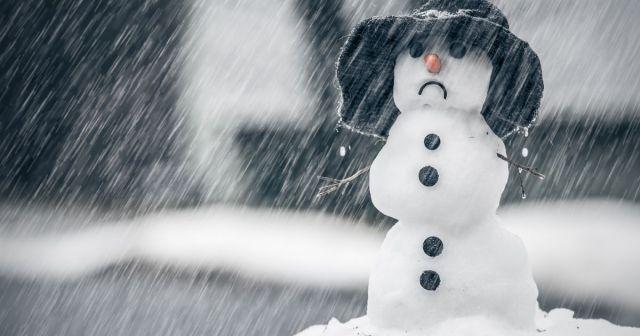 На Ставрополье ожидаются дожди со снегом