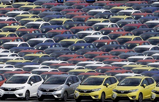 Ставропольский рынок легковых автомобилей вырос на 10,5%